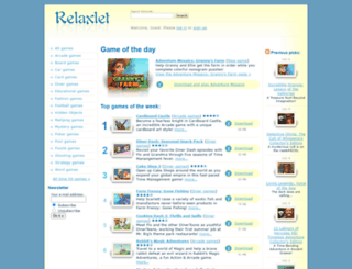 hiddenobjects-games.relaxlet.com screenshot