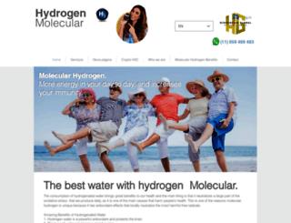 hidrogenioglobal.com screenshot