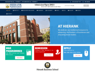 hierank.org screenshot