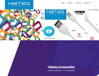 hieteq.com screenshot