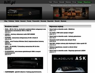 hifi.pl screenshot