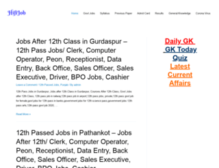 hifijob.com screenshot