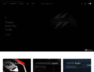 hifonics.com screenshot