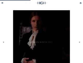 high-everydaycouture.com screenshot
