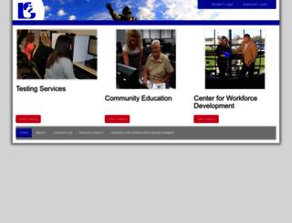 higherreach.jalc.edu screenshot