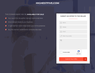 highestfive.com screenshot