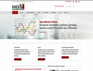 highgrowthstock.com screenshot