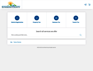 highlands.county-taxes.com screenshot