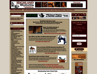 Access Highlandwoodworking Com Fine Woodworking Tools Hand Tools