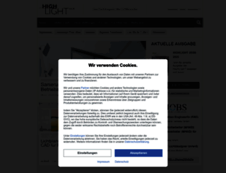 highlight-web.de screenshot