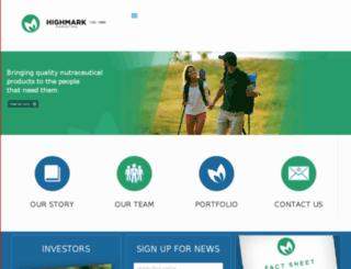 highmarkcorp.ca screenshot