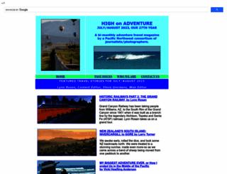 highonadventure.com screenshot