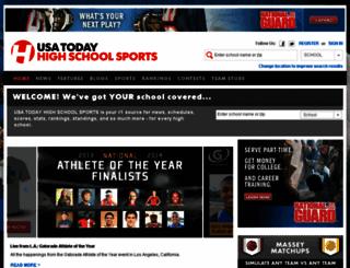 highschoolsports.net screenshot