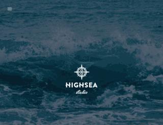 highseastudio.com screenshot