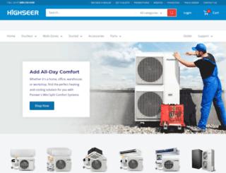 highseer.com screenshot