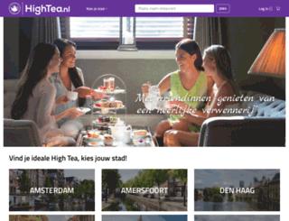 highteaholland.nl screenshot