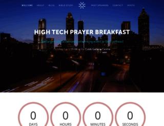 hightechministries.org screenshot