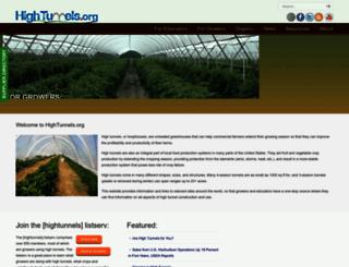 hightunnels.org screenshot