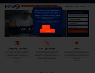 highvac.com screenshot