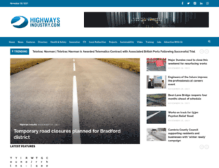 highwaysindustry.com screenshot