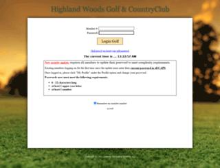 highwd.chelseareservations.com screenshot