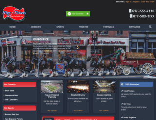 higstickets.com screenshot