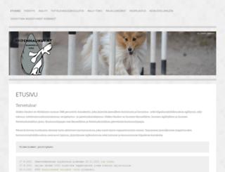 hiidenhaukut.fi screenshot