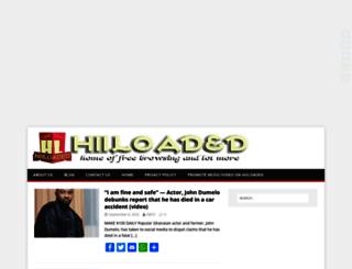 hiiloaded.net screenshot