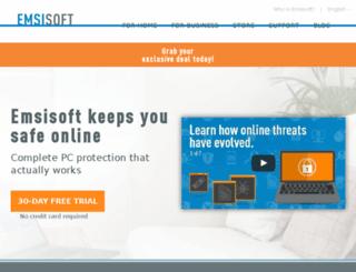 hijackfree.com screenshot