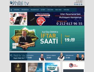 hilaltv.org screenshot