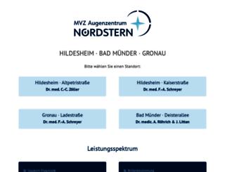 hildesheim-augenarzt.de screenshot