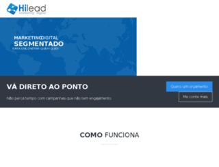 hilead.com.br screenshot