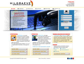 hilgraeve.com screenshot