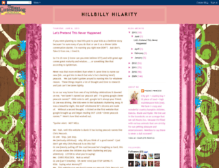 hillbillyhilarity.blogspot.nl screenshot
