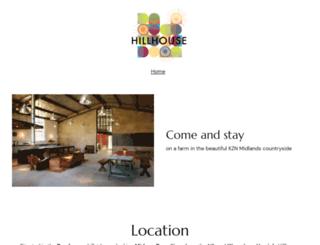 hillhouse.co.za screenshot
