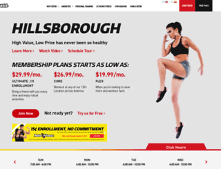 hillsboroughnj.retrofitness.net screenshot