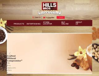hillsbrosgiveaway.com screenshot