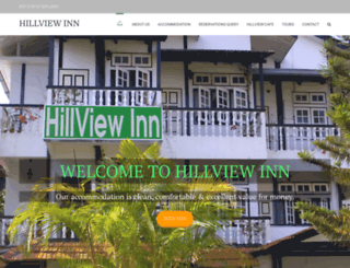 hillview-inn.com screenshot