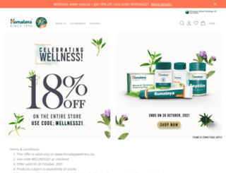 himalayadirect.com screenshot