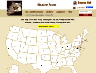 himalayan.rescueme.org screenshot
