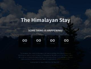 himalayanstay.com screenshot