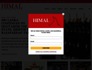himalmag.com screenshot