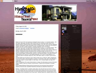 himnchaltourism.blogspot.com screenshot