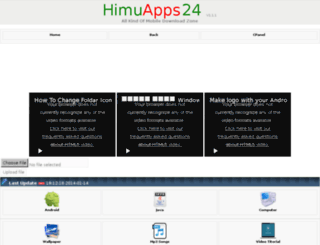himuapps.wapka.mobi screenshot