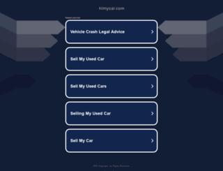 himycar.com screenshot
