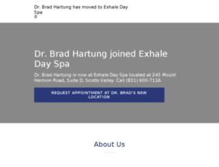 hindechiropracticscottsvalley.com screenshot