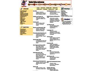 hindulinks.org screenshot