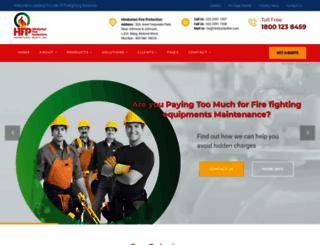 hindustanfire.com screenshot