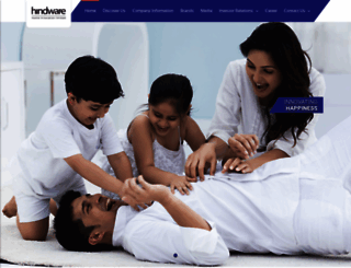 hindwarehomes.com screenshot