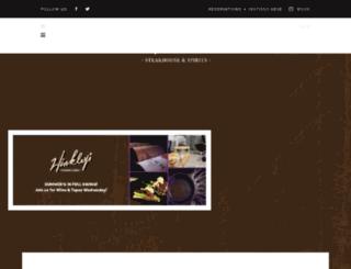 hinkleysoh.com screenshot